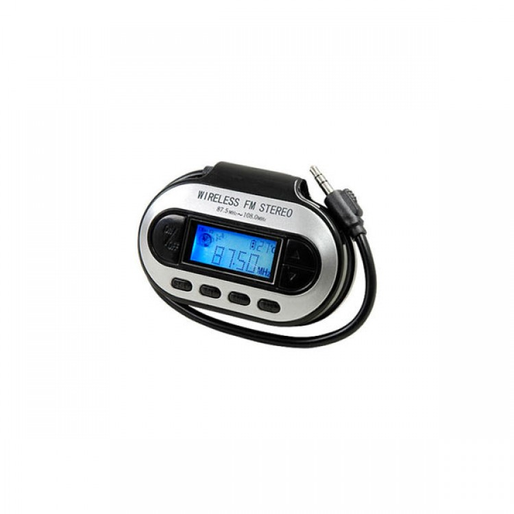 Wireless fm stereo transmitter 668A