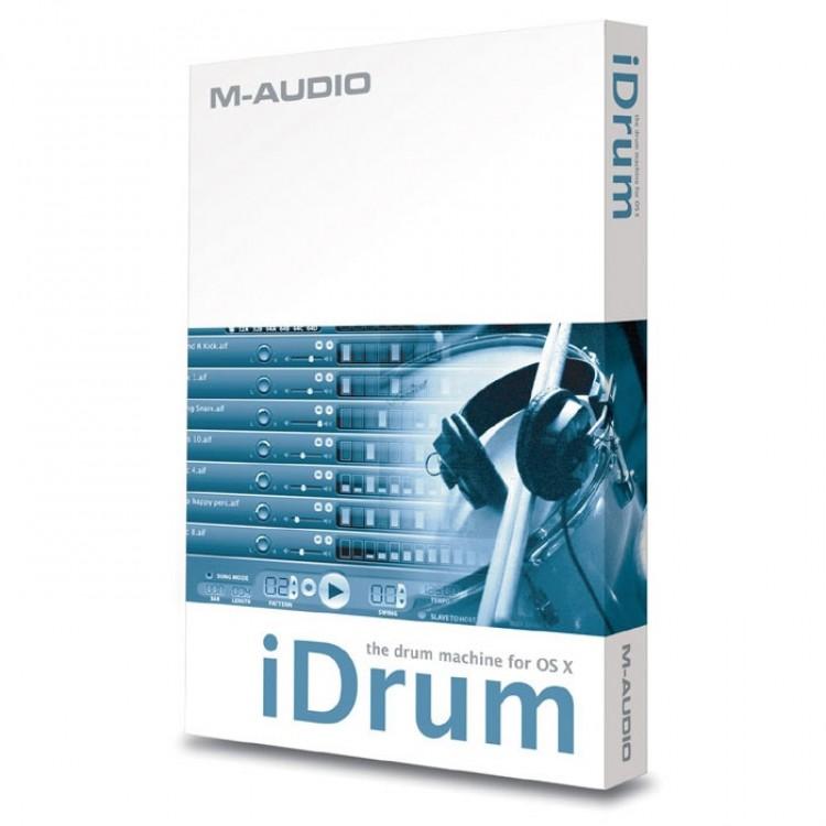 M-Audio iDrum for MAC OSX Audio Software