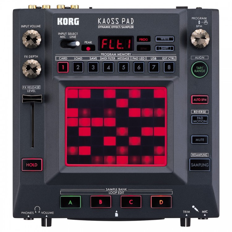 Korg Kaoss Pad KP3+ Effects/Sampler - USED