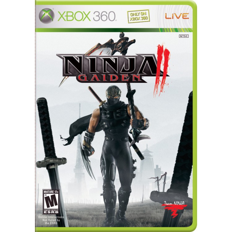Ninja Gaiden 2 for Xbox 360 - USED