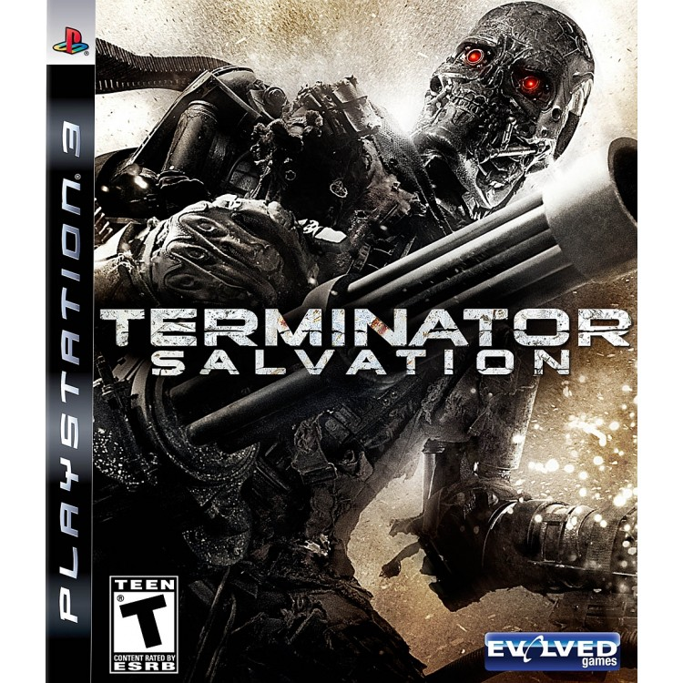 Terminator Salvation for Playstation 3 - USED