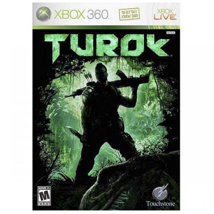 Turok Xbox 360 - USED