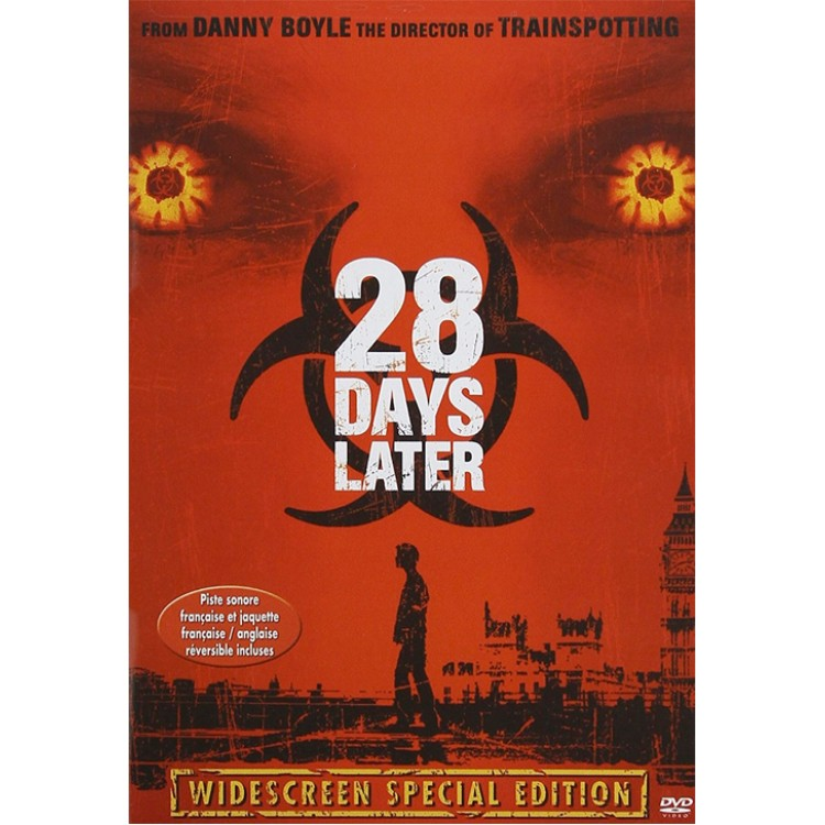 28 Days Later Widescreen Special Edition - DVD - USED