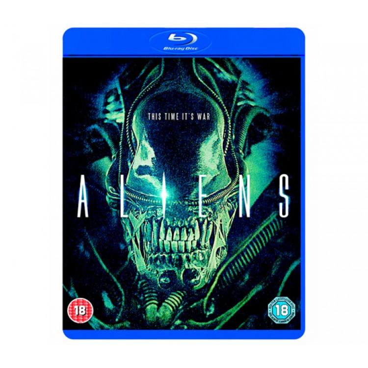 Aliens - Blu-Ray (1986) Rare