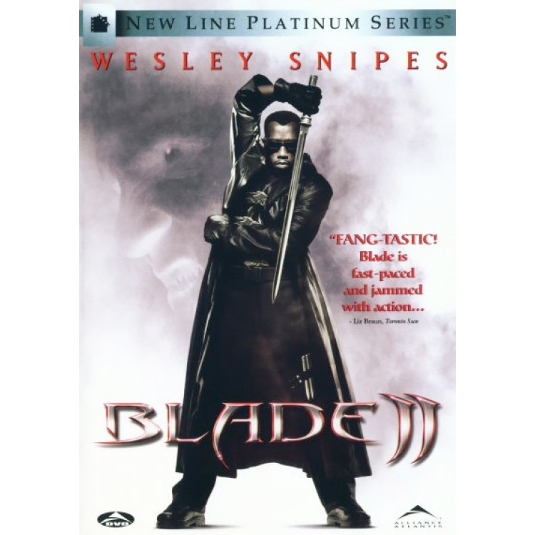Blade 2 Platinum Series - DVD - USED