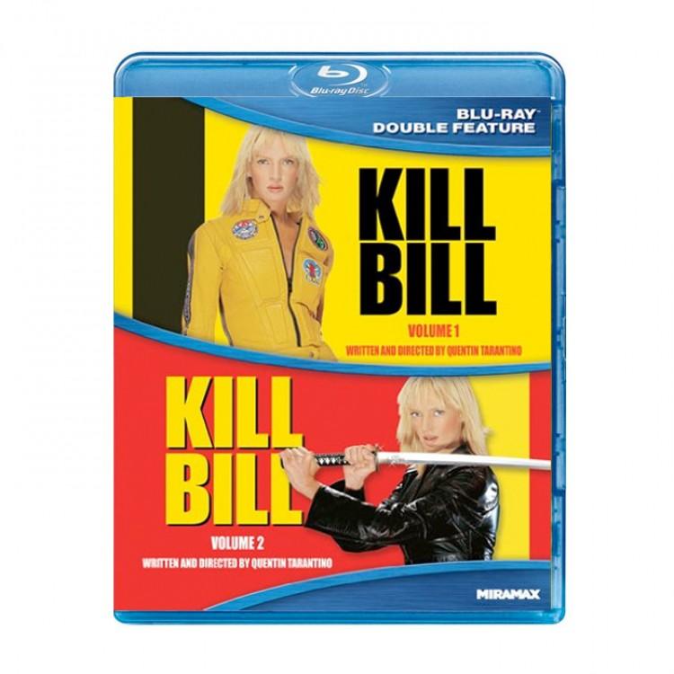 Kill Bill Vol/Vol2 - Blu-Ray