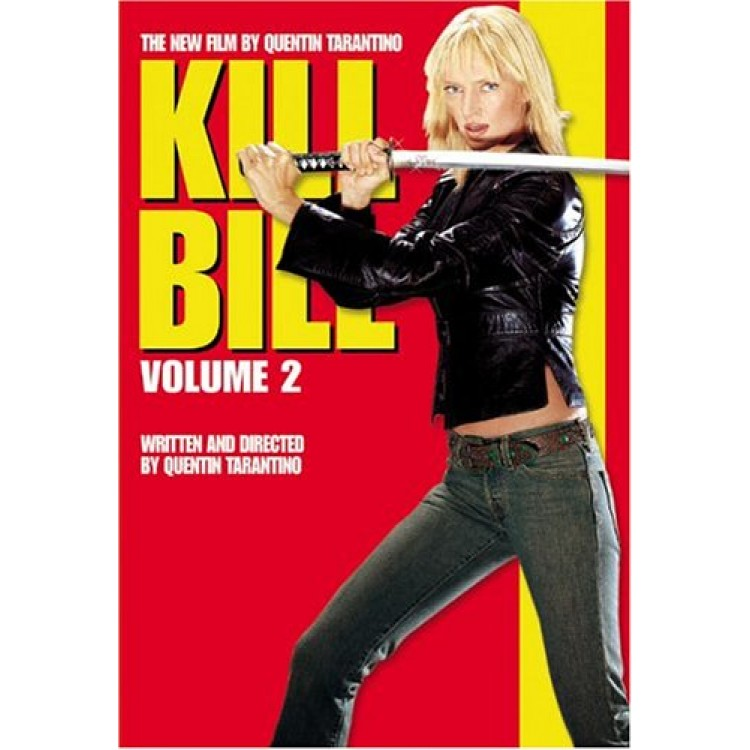 Kill Bill Vol 2 - DVD