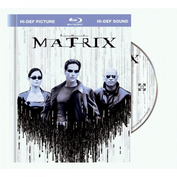 The Matrix (10th Anniversary Edition in DigiBook) - Blu-Ray