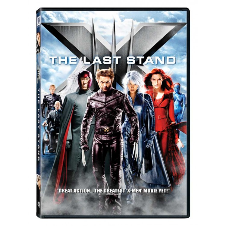 X-Men3: The Last Stand - DVD